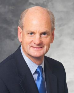 Dr. Thomas Grist, formal portrait