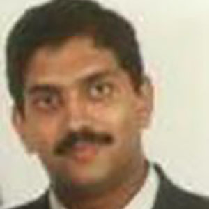 Picture of Thomas Varghese, PhD
