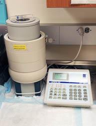 Capintec CRC 25R dose calibrator