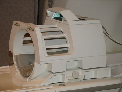 Quadrature Head Coil by GE Healthcare